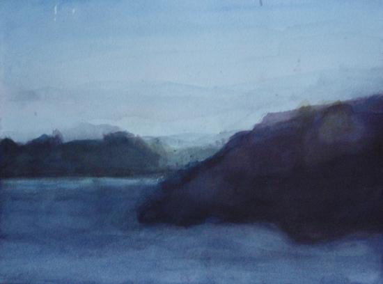 Kieto5, Akvarelli 2010-2011, Anu Miettinen
